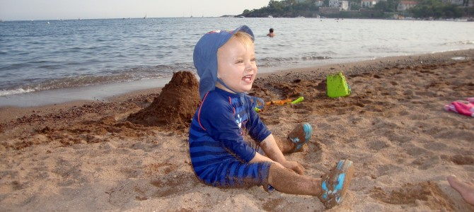 Essential packing list for holiday with baby or young child