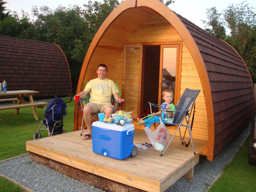 Essential Kit For Camping With A Baby Packing List