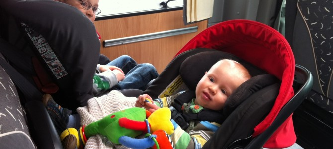 Essential car accessories for road trips with a baby