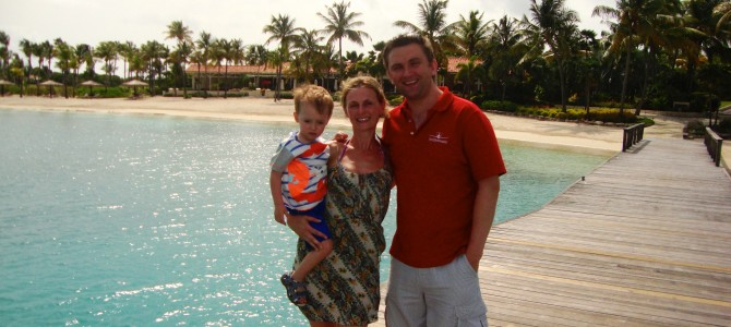Unmissable holidays when you have children