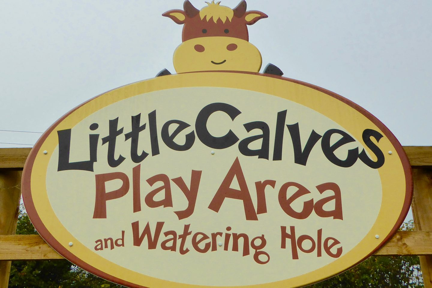 Cattle Country play area