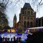 Family Christmas city break in London