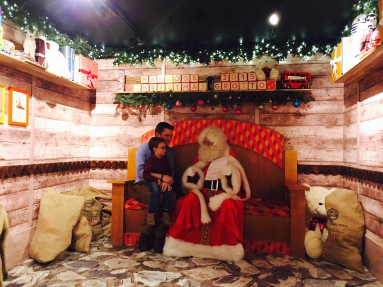 Harrods_Santa_Grotto