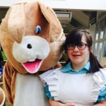 Breakfast with the Easter Bunny at Wyevale Garden Centre