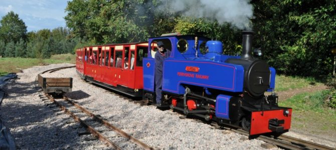Family pass giveaway to Perrygrove Railway