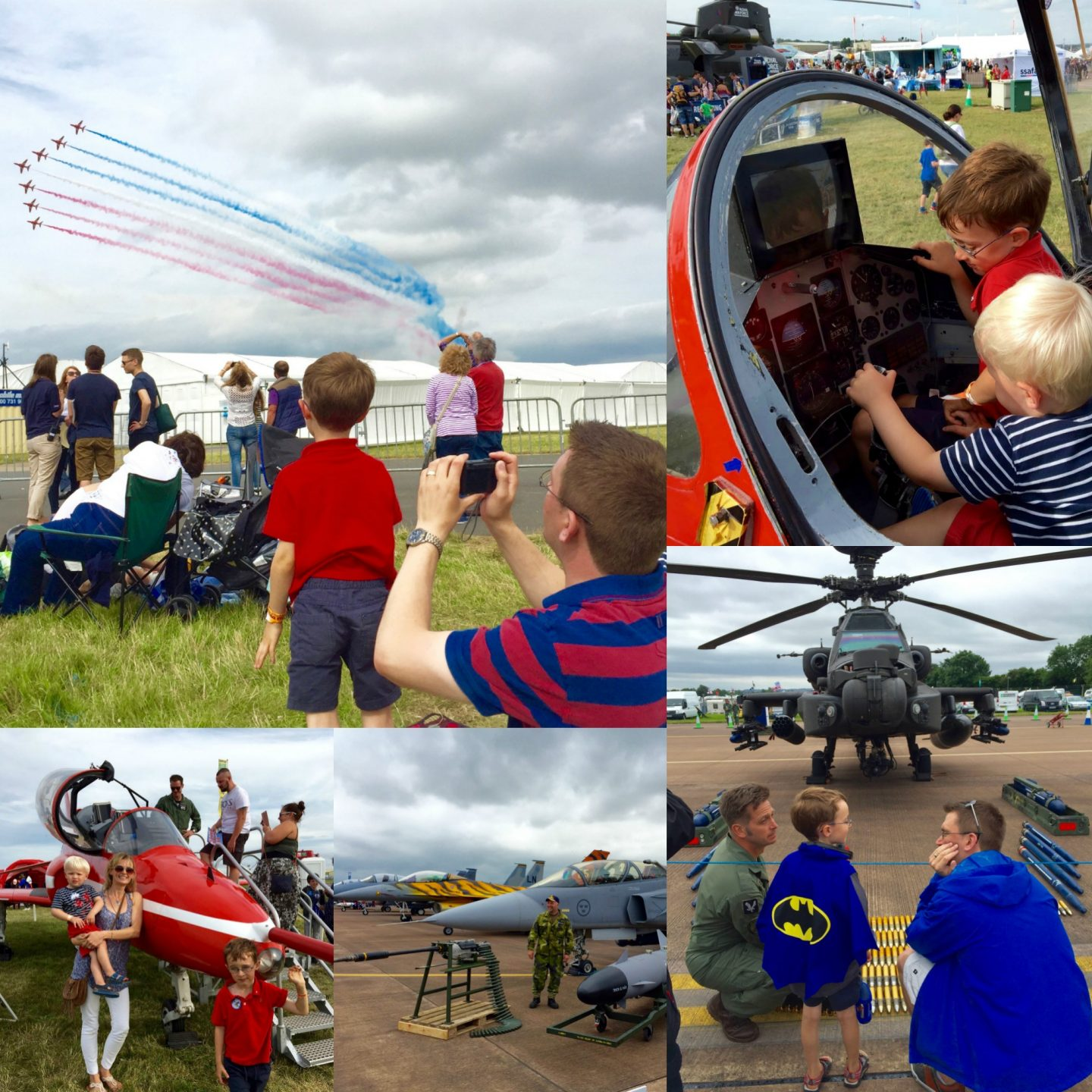 The Royal International Air Tattoo in photos and top tips