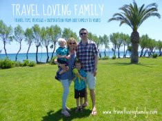Travel Loving Family logo