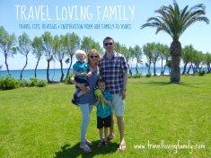 Travel Loving Family logo