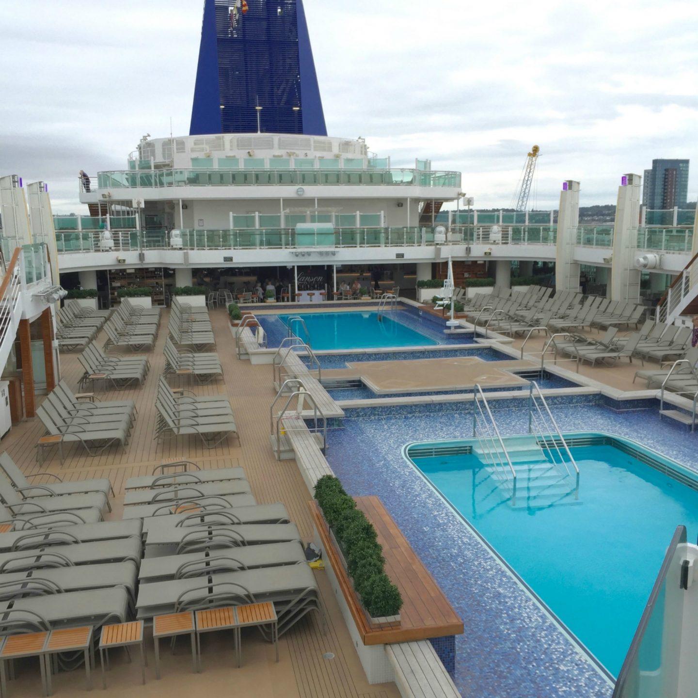 tour P&O Cruises Britannia