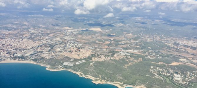 Instagram 'postcards' from Costa Barcelona