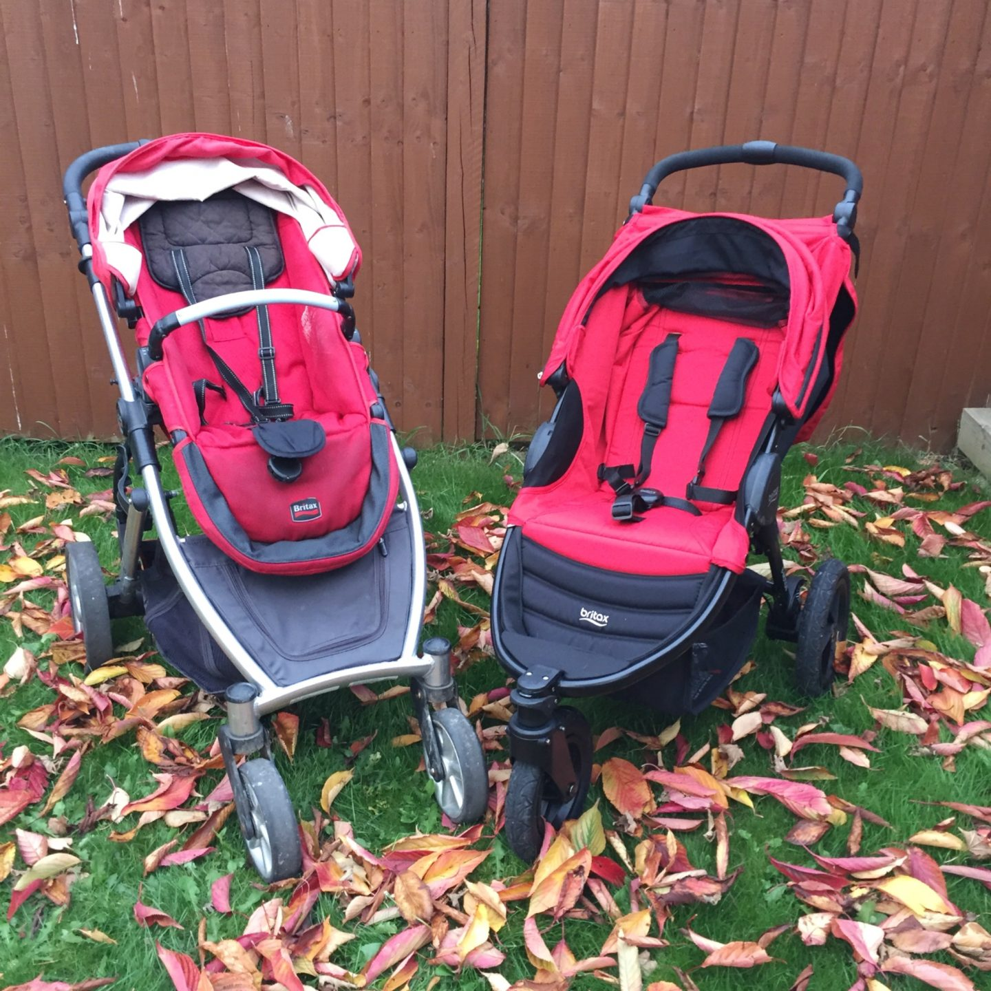 Review Britax B Motion 3