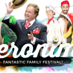 Win tickets to Geronimo Festival