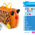 Review and giveaway – Design your own Trunki