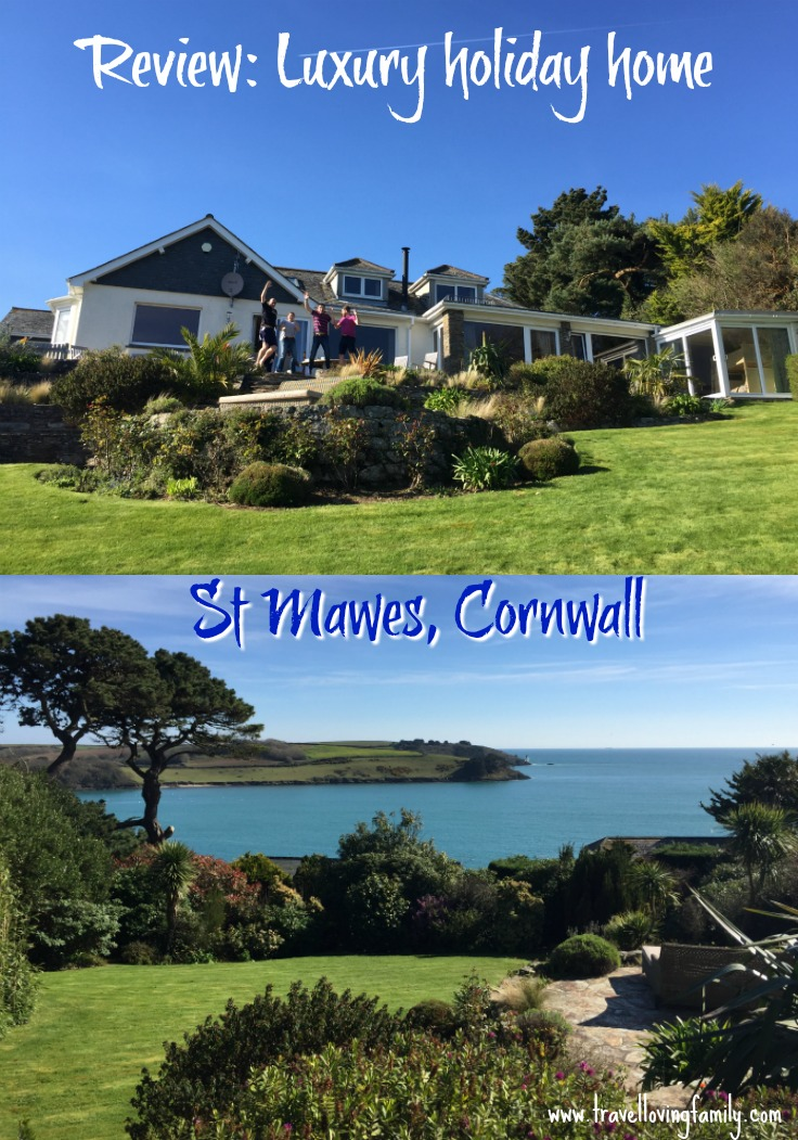 Luxury holiday home in Cornwall great for large groups