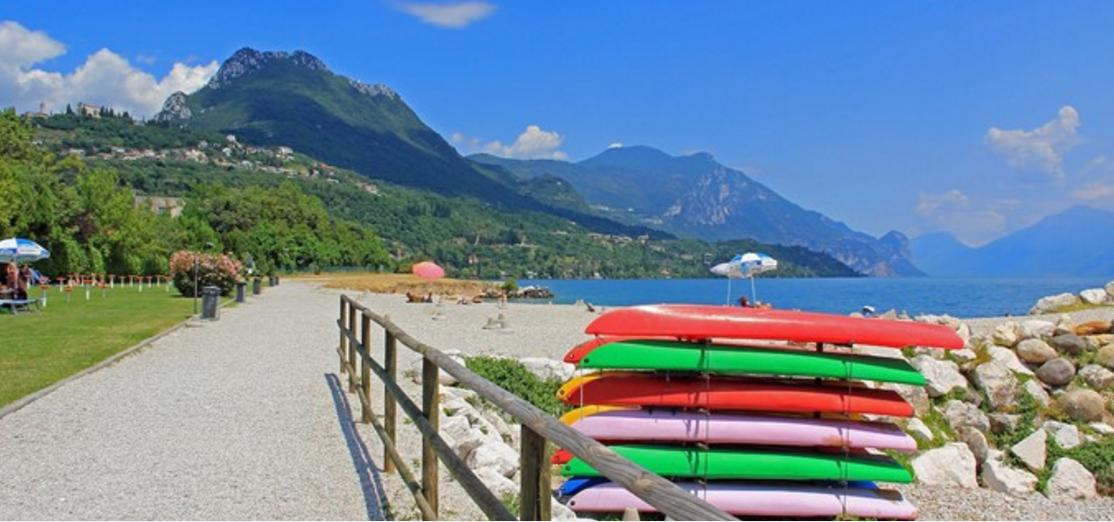 Hidden travel destinations in Europe Lake Maggiore