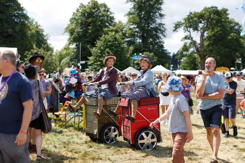 review Cornbury Festival