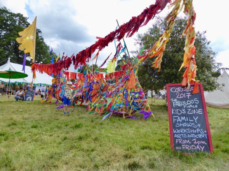 Cornbury Festival review
