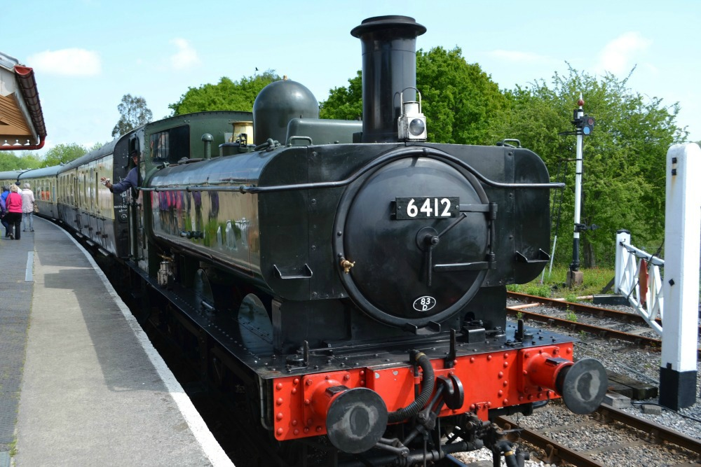 UK family friendly attractions handpicked by local mums - South Devon Railway