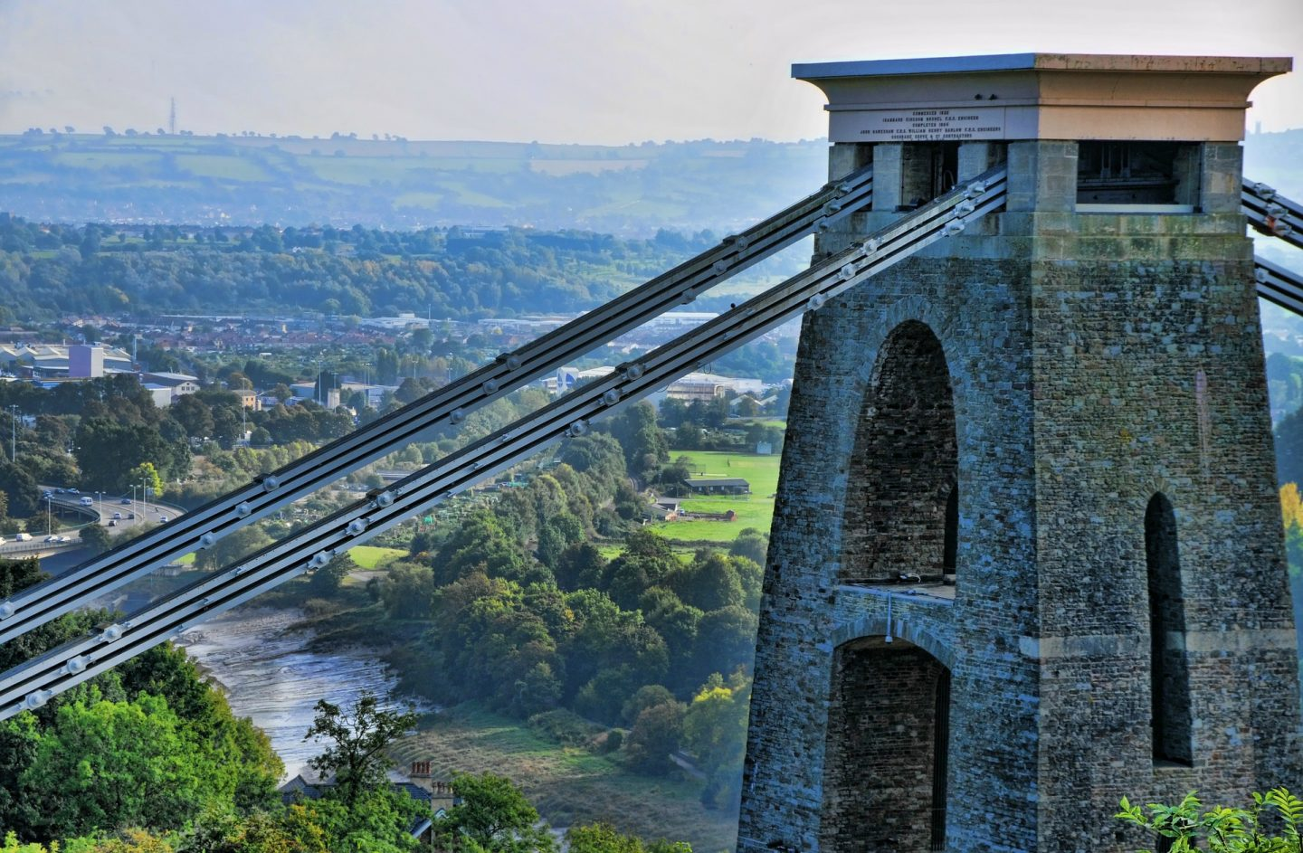 UK family friendly attractions handpicked by local mums - Clifton Suspension Bridge
