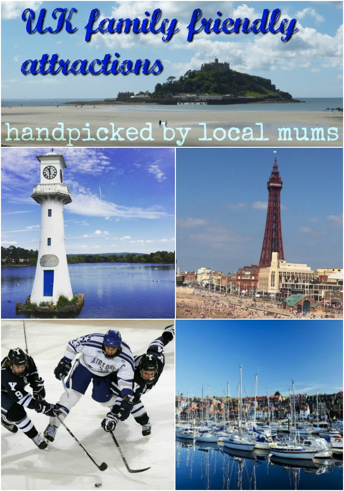 UK family friendly attractions handpicked by local mums pin it