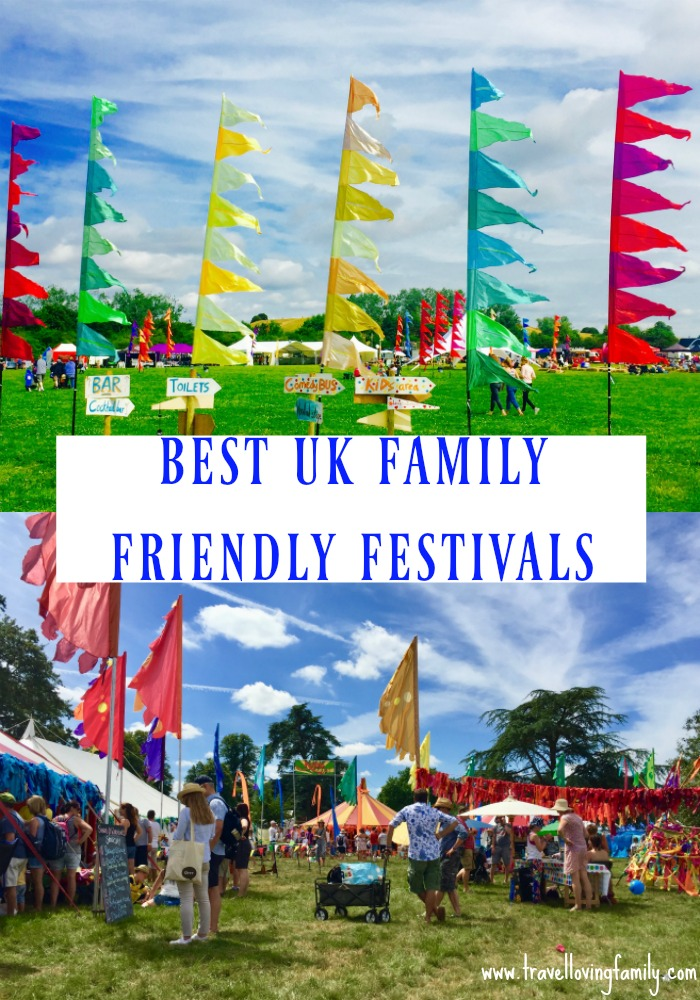 best Family Friendly Festivals Summer 2017
