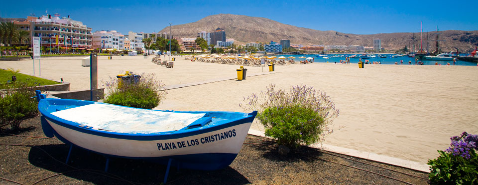 must see sights Tenerife beaches