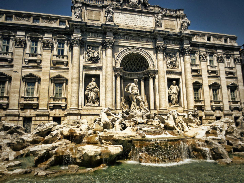 family city break ideas in Europe - Rome