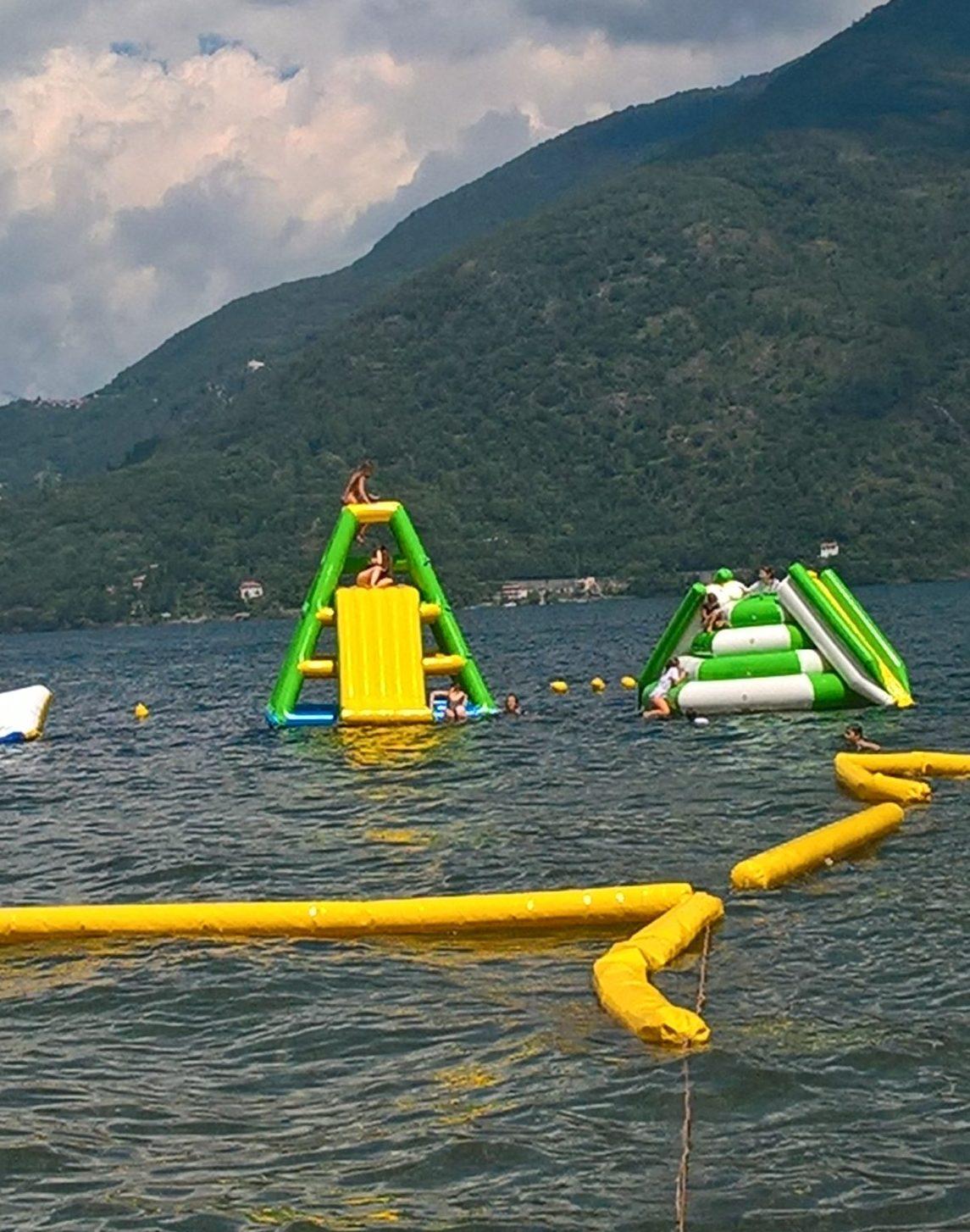Lake Maggiore activities