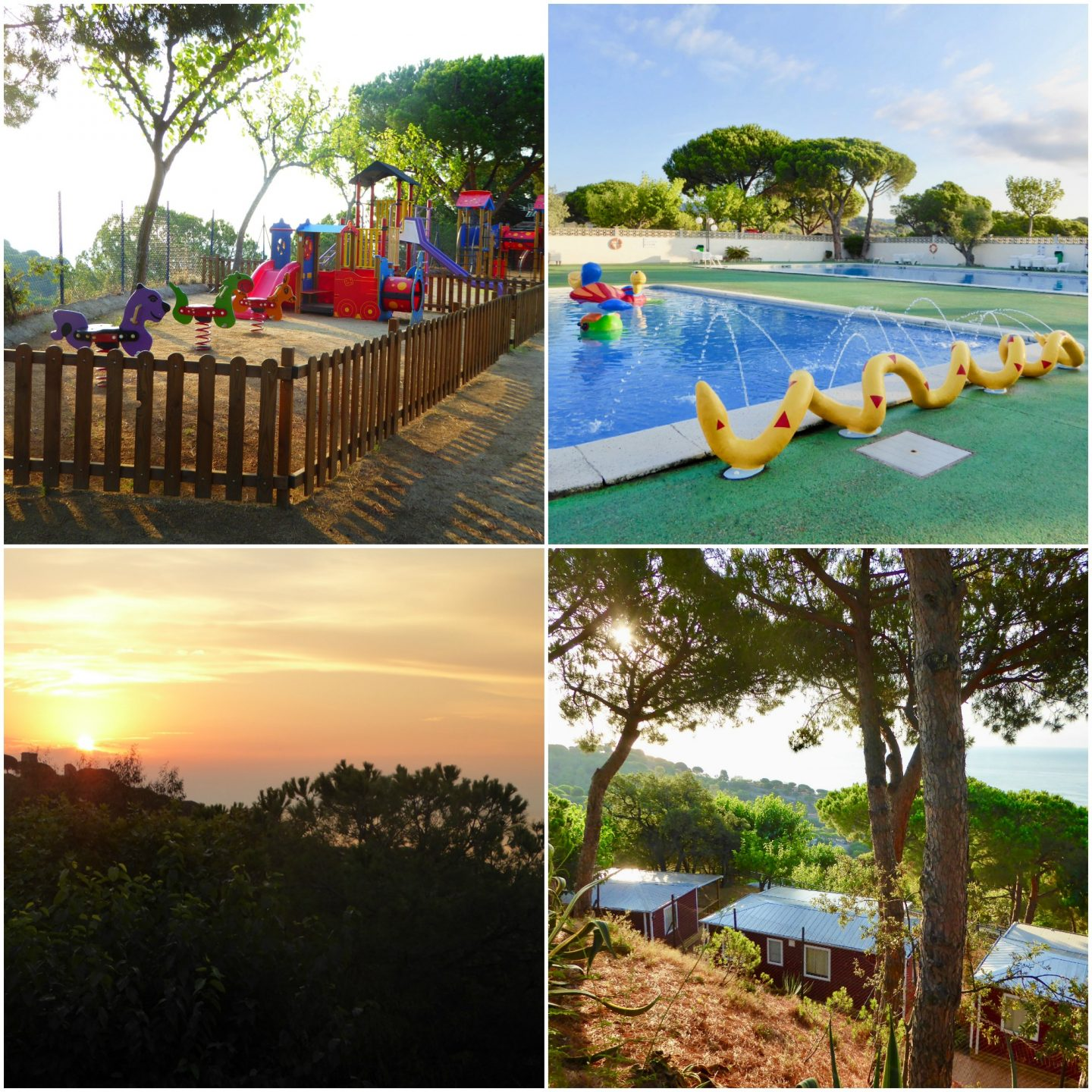 Destination guide Costa Barcelona with kids Campsite Roca Grossa