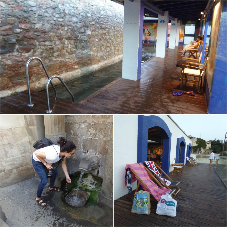 Family attractions near Barcelona Caldes de Montbui