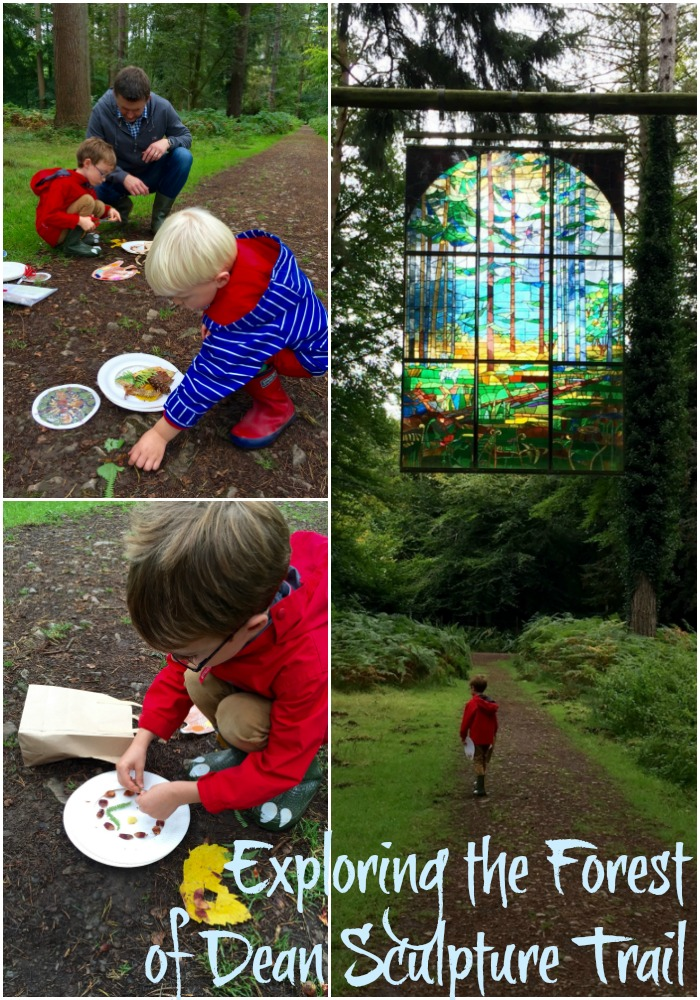 Family attractions in the Forest of Dean