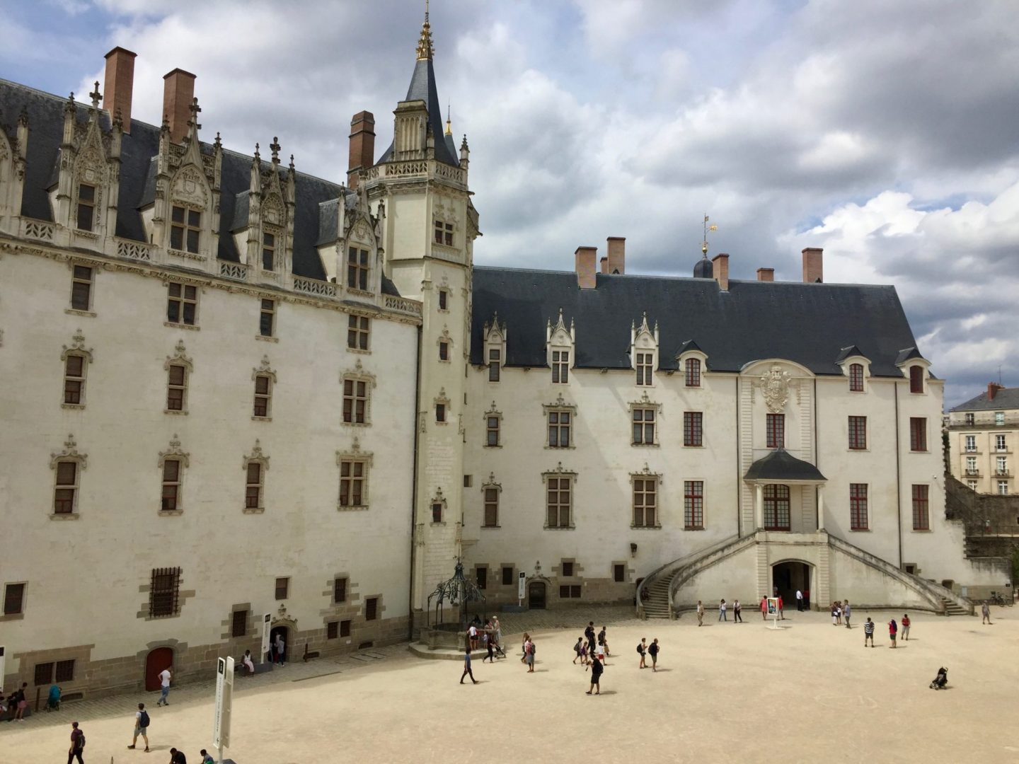 Castle of Duke of Brittany - 48 hours in Nantes with kids