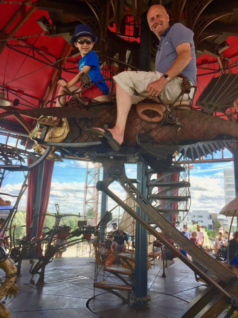48 hours in Nantes with kids