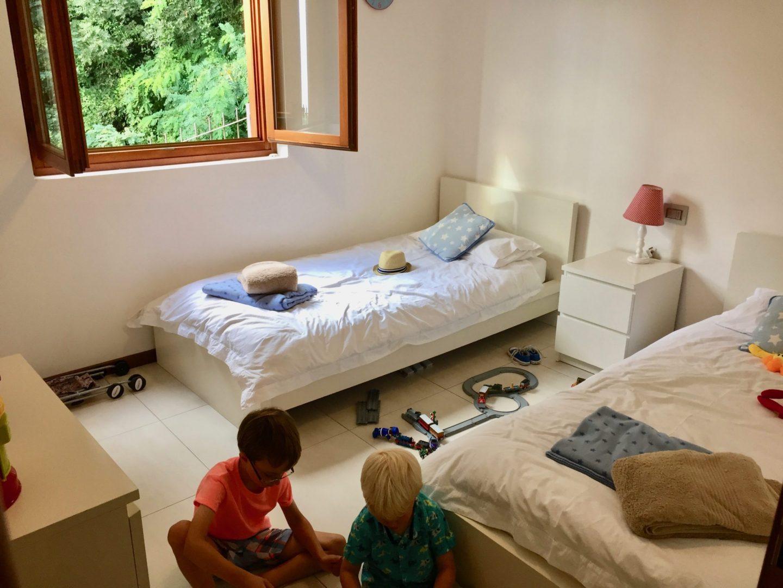 Kids room - Luxury Lake Maggiore villa