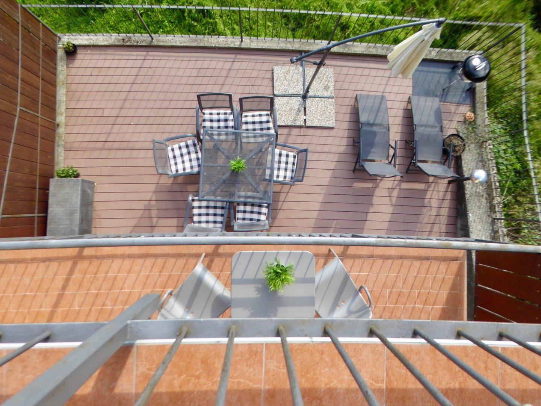 Balcony - Luxury Italian Lakes villa