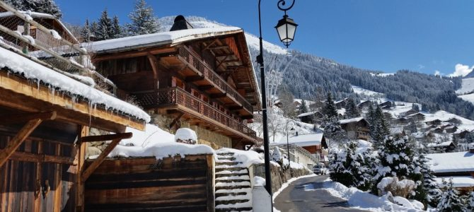 Family travel inspiration: Clarian Chalets in Châtel, French Alps