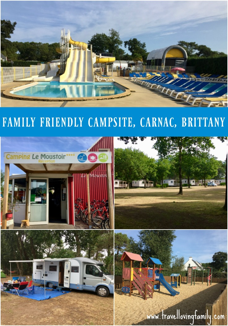 Pin - family friendly campsite Carnac, Brittany