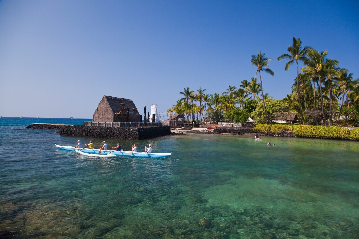 activities for a family holiday to Big Island, Hawaii