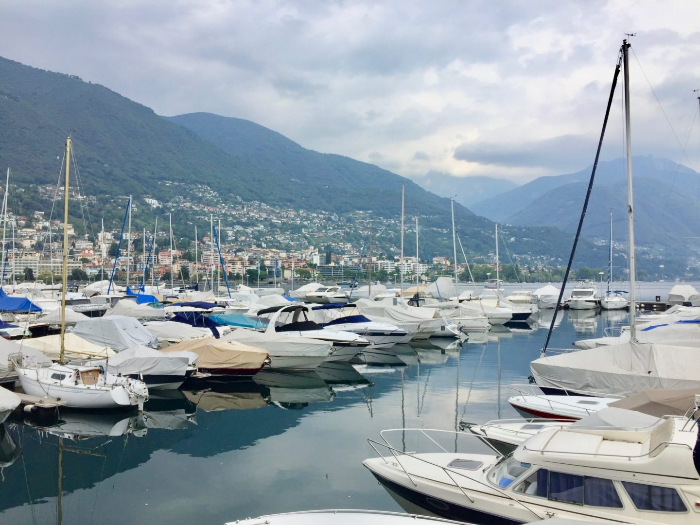 Locarno marina and prom - things to do near Lake Maggiore with kids