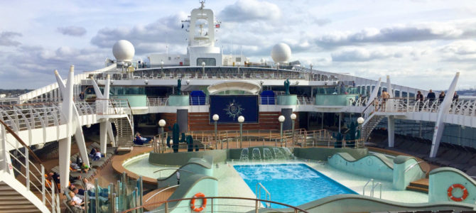 A day onboard the glamorous MSC Preziosa