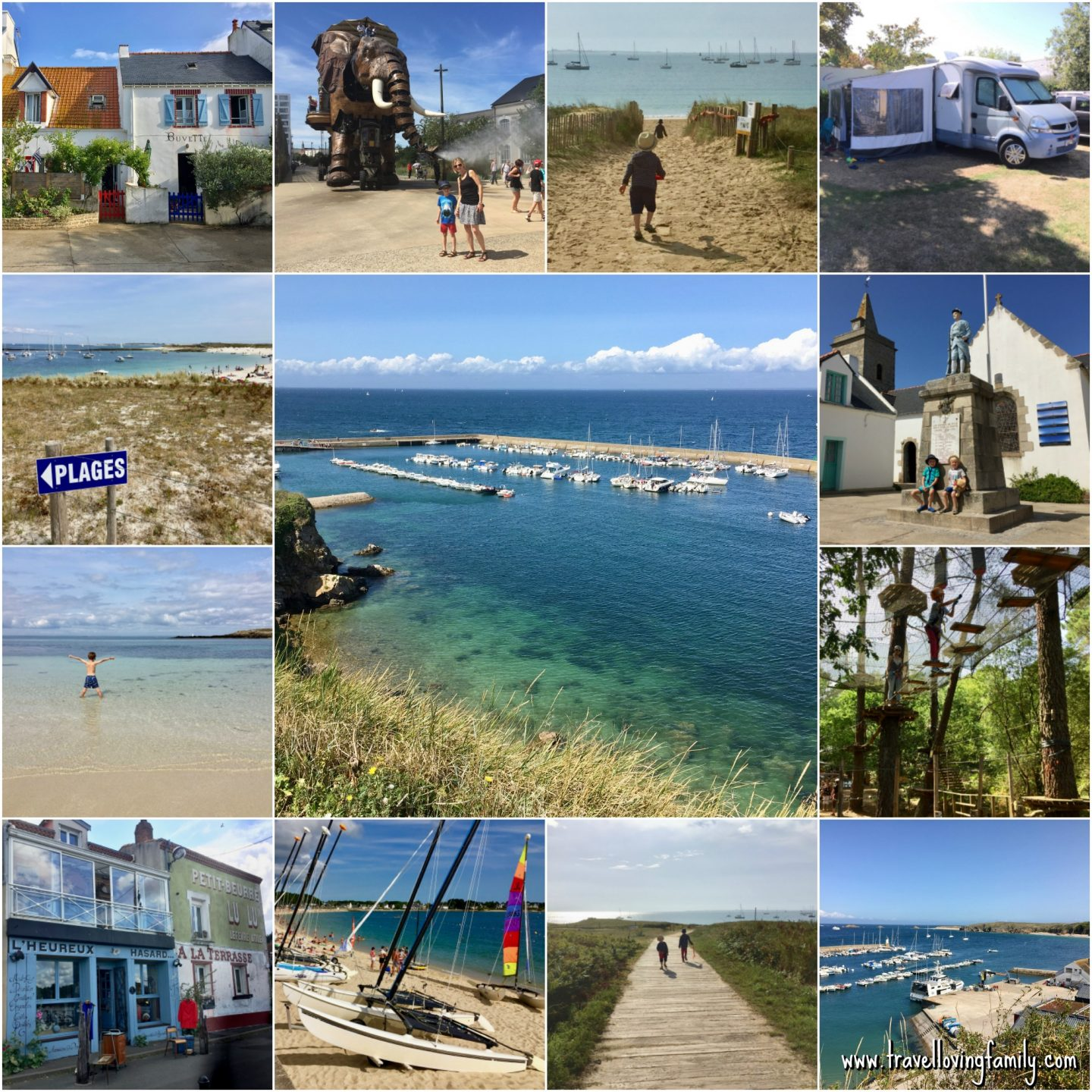 Southern Brittany road trip highlights
