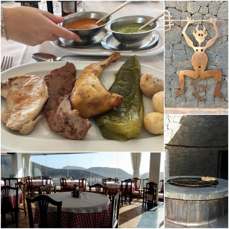 El Diablo Restaurant review Lanzarote