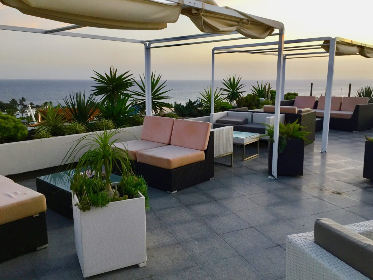 open air cinema - Lanzarote with kids