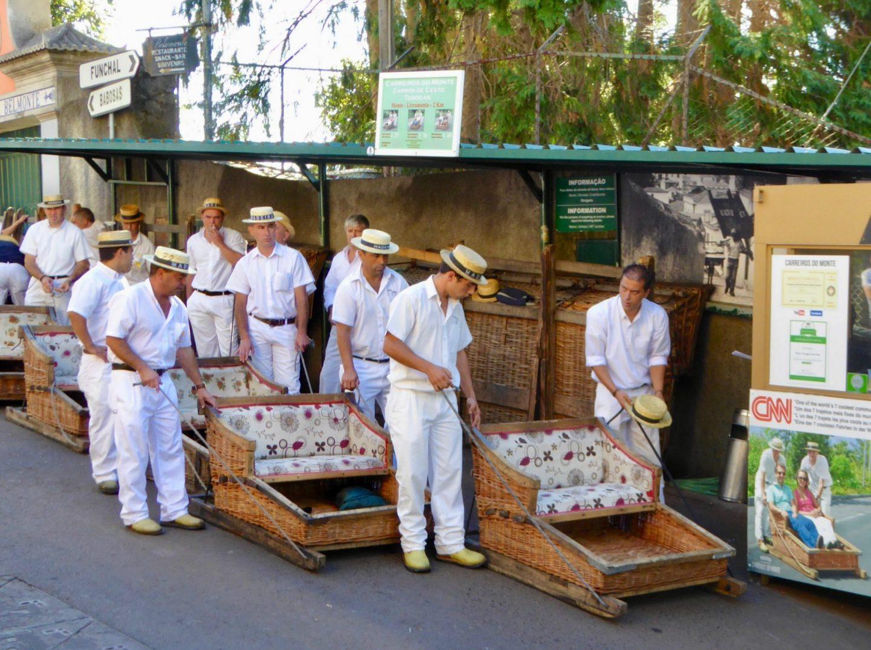 family city break ideas in Europe - Madeira