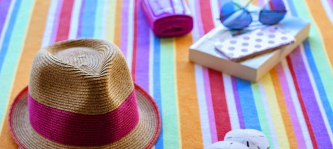What to pack for a short break in the sun (to avoid checked baggage fees!)