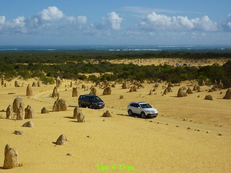 Family holiday ideas Australia Pinnacles-Desert