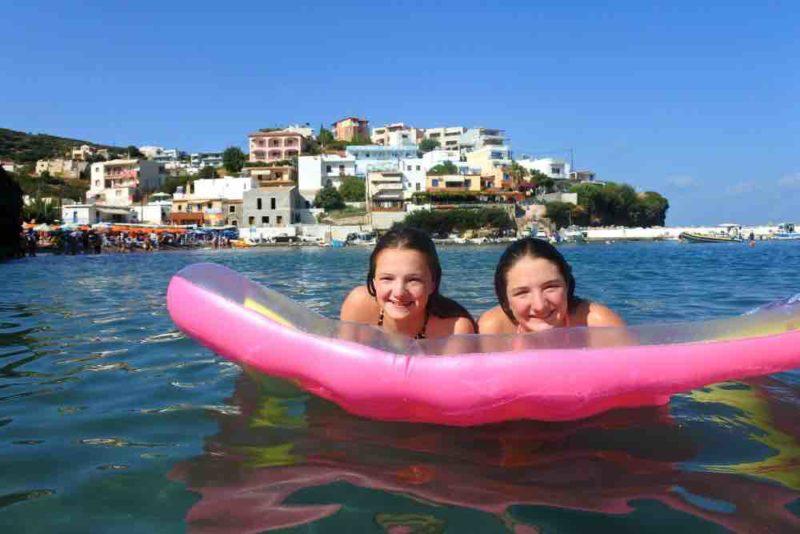 Family holiday ideas Crete