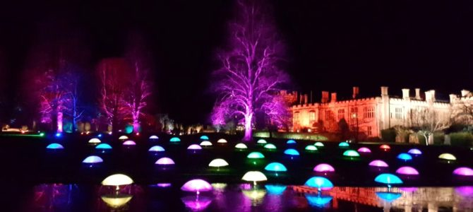 Spectacle of Light at Sudeley Castle – Is it truly spectacular?