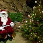 A magical visit to Santa, Clearwell Caves