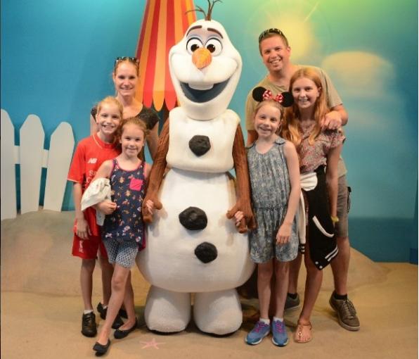 family holiday ideas Orlando
